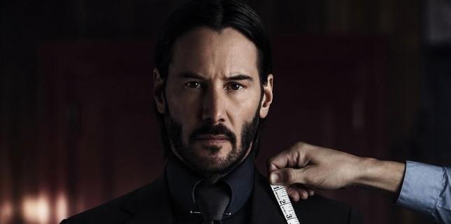 Keanu Reeves John Wick 3'ün İsmini Açıkladı