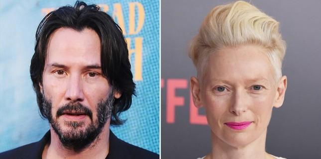 Keanu Reeves, Tilda Swinton'ı John Wick 3'te İstiyor