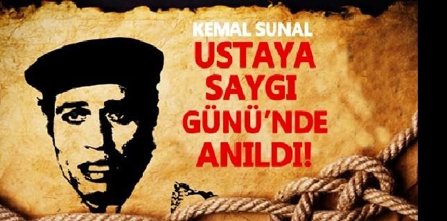 Kemal Sunal  için toplandılar