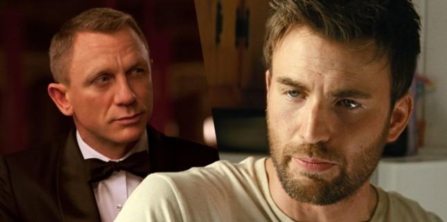 'Knives Out' Setinden Chris Evans ve Daniel Craig Kareleri Geldi