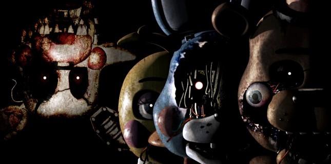 Korku oyunu 'Five Nights at Freddy's beyaz perdeye geliyor