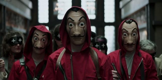 La Casa De Papel'in 3. sezonu geliyor!