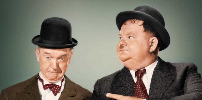 Laurel & Hardy Filmi 'Stan & Ollie'nin Fragmanı Çıktı
