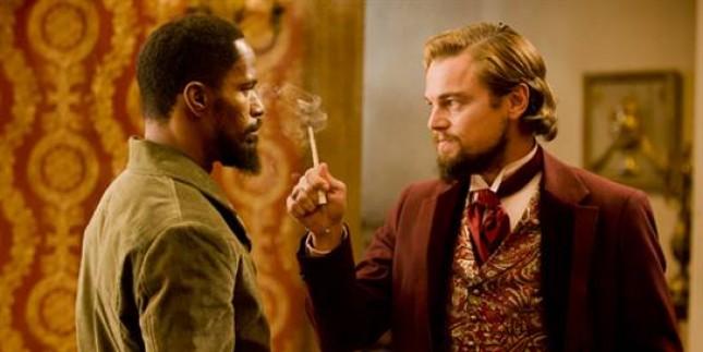 Leonardo DiCaprio'nun yer aldığı son filmi 'Django Unchained'