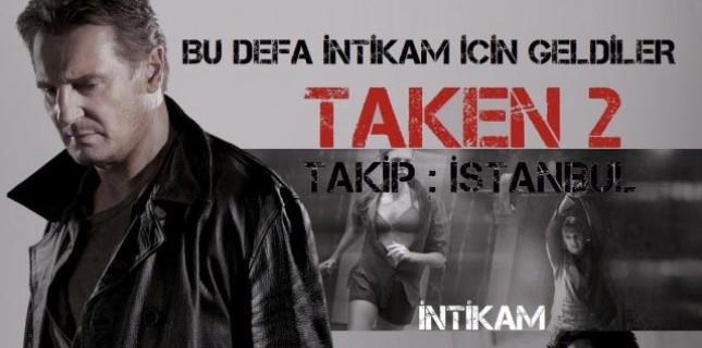 Liam Neeson İstanbul'da!