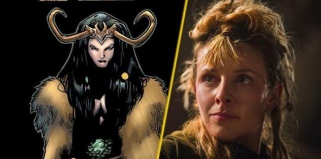 Loki Dizisinde Tom Hiddleston'a Sophia Di Martino Eşlik Edecek