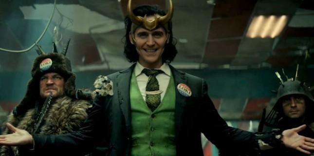 Loki Fragmanı Yayınlandı