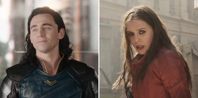 Loki ve Scarlet Witch Kendi Dizilerine Kavuşuyor