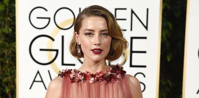 'London Fields' Filminin Yapımcıları Nihayet Amber Heard'le Anlaşmaya Vardı