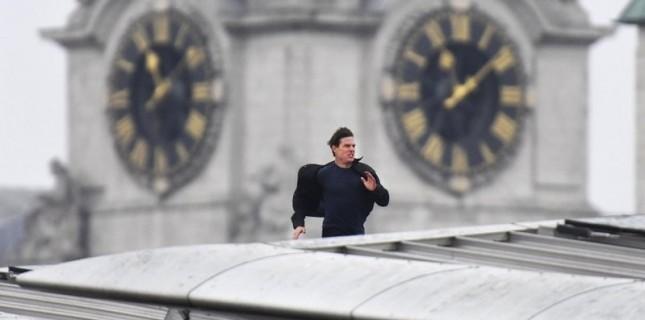 Londra'da 'Görevimiz Tehlike 6' alarmı!