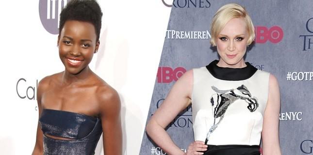 Lupita Nyong'o ve Gwendoline Christie, Star Wars 7 Kadrosunda!
