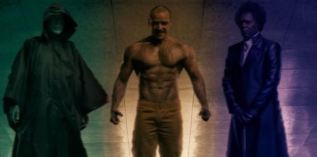 M. Night Shyamalan Yeni Filmi Glass'ın İlk Posterini Paylaştı