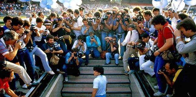 Maradona Belgeseli HBO'da Yayına Girecek