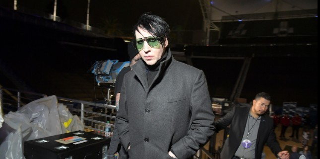 Marilyn Manson, Stephen King'in The Stand Uyarlamasının Oyuncu Kadrosunda!