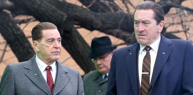 Martin Scorsese'nin Merakla Beklenen The Irishman'inin Yayın Tarihi Netleşti