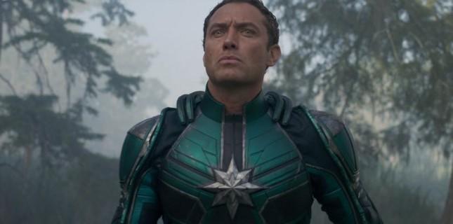 Marvel, Jude Law'un Captain Marvel'da Mar-vell Karakterini Canlandıracağını Doğruladı