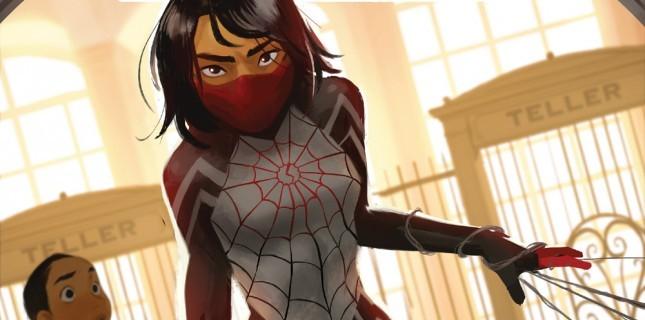 Marvel Süper Kahraman 'Silk'in Filmi İçin Hazırlıklara Başladı