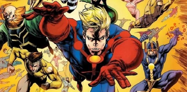 Marvel'ın Sıradaki Projesi 'The Eternals'ın Yönetmeni Belli Oldu