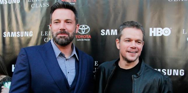 Matt Damon ve Ben Affleck The Last Duel Filminde Buluşuyor