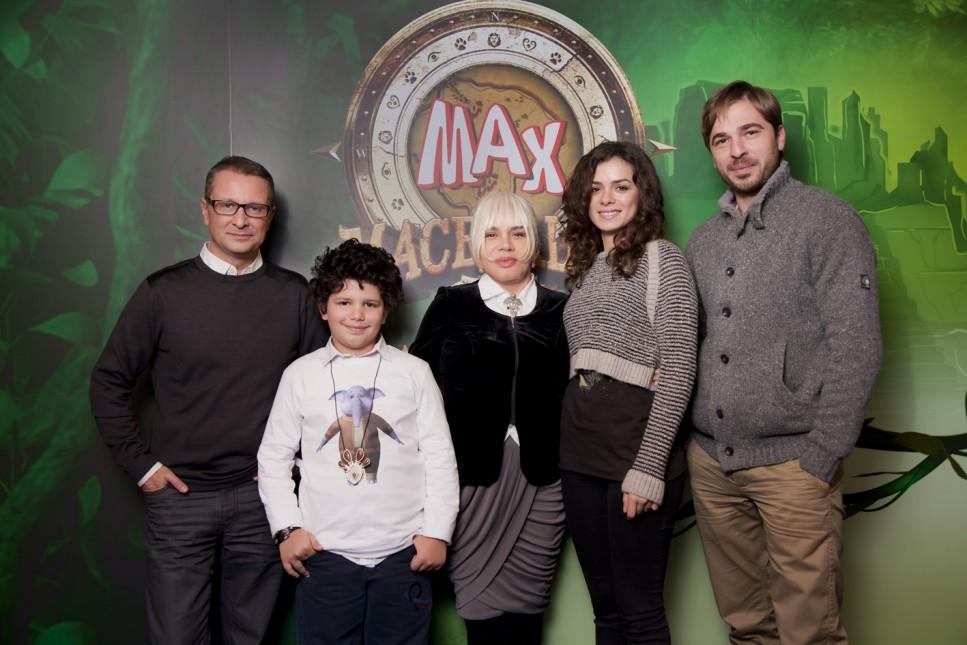 Max Maceraları – Kralın Doğuşu 9 Mart'ta sinemalarda!