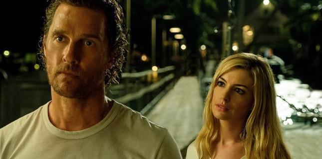 McConaughey ve Hathaway'li 'Serenity' geliyor