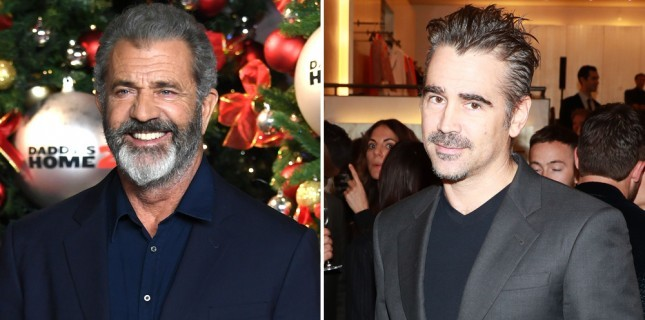 Mel Gibson ve Colin Farrell İntikam Filmi 'War Pigs'in Kadrosunda!