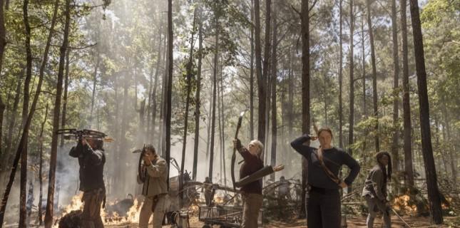 Merakla Beklenen The Walking Dead 10. Sezondan Yeni Görseller