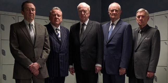 Michael Caine Filmi King of Thieves'ten Yeni Fragman Geldi