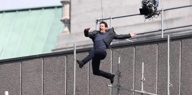 Mission: Impossible 6'nın çekimleri yine durdu