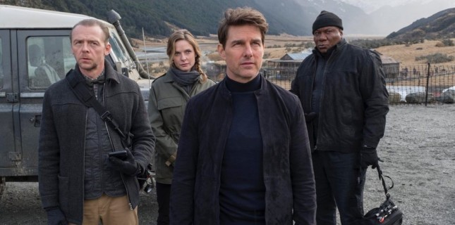 Mission: Impossible - Fallout'tan Yeni Poster Geldi