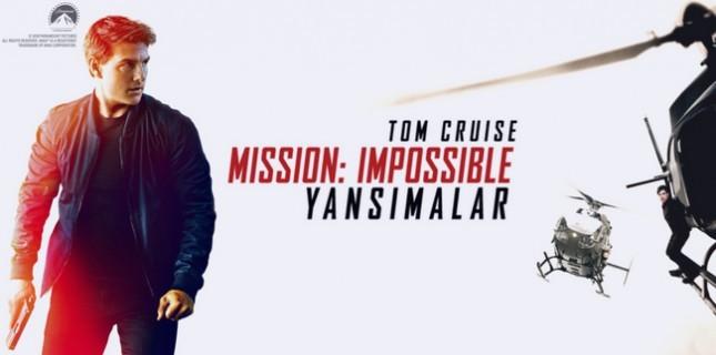 Mission: Impossible Yansımalar Ödüllü Facebook Yarışması - BİTTİ