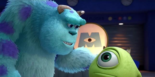 Monster Inc. Disney'in Dizi Projesi ile Geri Dönüyor