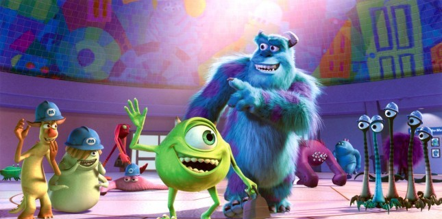 Monsters Inc.'in Televizyon Spin-Off'undan İlk Görüntü Geldi