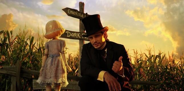 Muhteşem ve Kudretli Oz Filminden Çok Özel Klip
