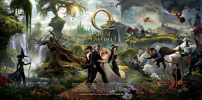 Muhteşem ve Kudretli Oz Filminden Yeni Klip