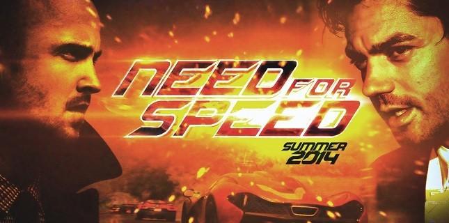 Need For Speed'in Fragmanı Yayınlandı!