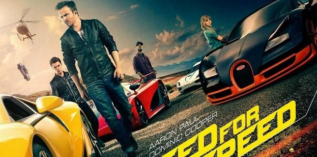 Need For Speed'ten Karakter Afişleri