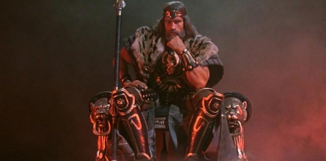 Netflix Conan The Barbarian İçin Çalışmalara Başladı