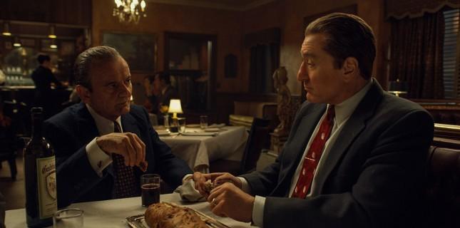 Netflix Savaşa The Irishman ile Devam Ediyor!