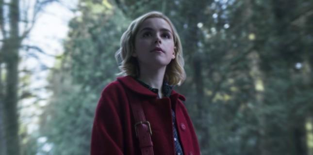 Netflix'in Yeni Dizisi 'The Chilling Adventures of Sabrina'dan İlk Kareler Paylaşıldı