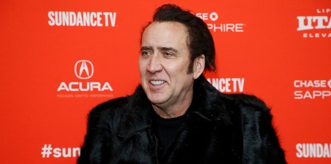 Nicolas Cage Korku Filmi 'Color Out of Space'in Başrolünde!