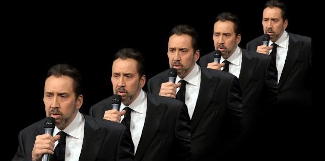 Nicolas Cage, Yeni Filminde Kendisini Oynayacak!