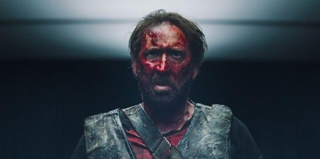 Nicolas Cage'in Yeni Filmi Mandy'nin İlk Fragmanı Paylaşıldı