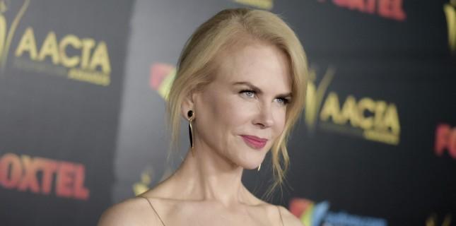 Nicole Kidman Yeni Dizi The Expatriates'in Yapımcılığını Yapacak