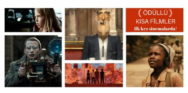 Ödüllü Kısa Filmler 18 Mayıs'ta Cinemaximum CGV Arthouse Salonlarında!