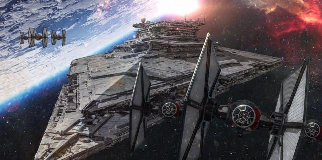 Önümüzdeki 10 Yılın Star Wars Filmleri Planlanıyor