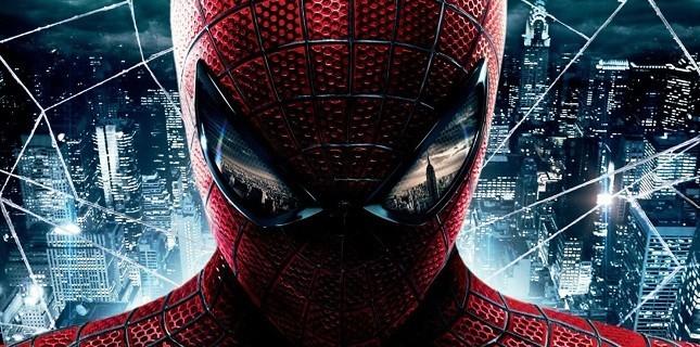 Örümcek Adam 2'den Çarpıcı Fotoğraflar