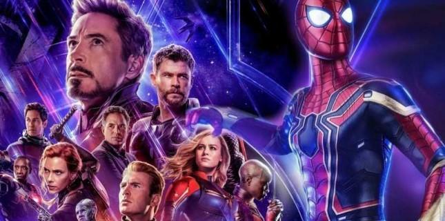 Örümcek-Adam: Evden Uzakta Gişede Avengers: Endgame'i Geride Bıraktı