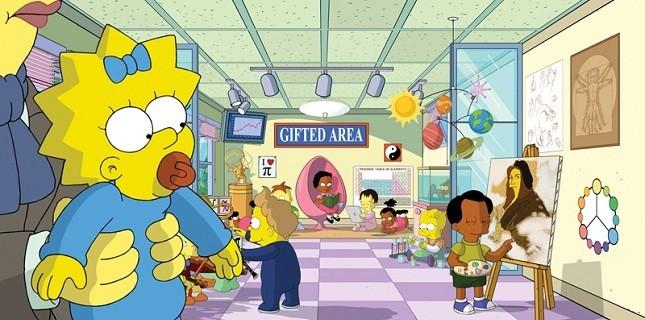 The Simpsons: The Longest Daycare Kısa Film