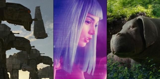 Oscar'da 'En İyi Görsel Efekt' ödülü adayları belli oldu!